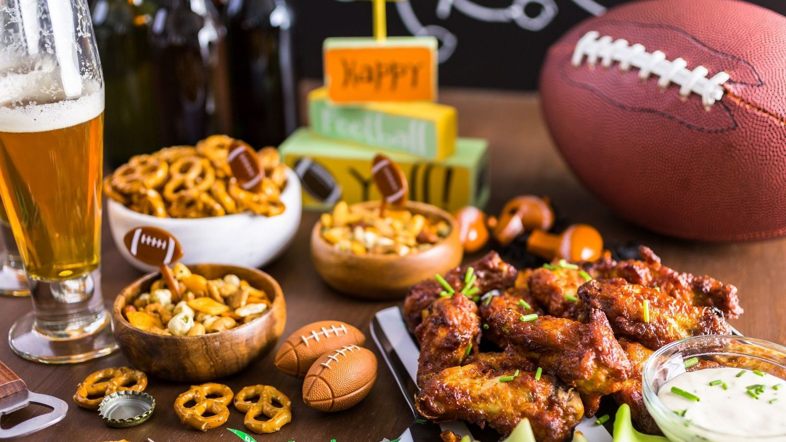 Football appetizers